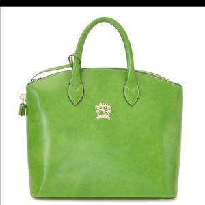 Pratesi Firenze Radica Crossbody handbag